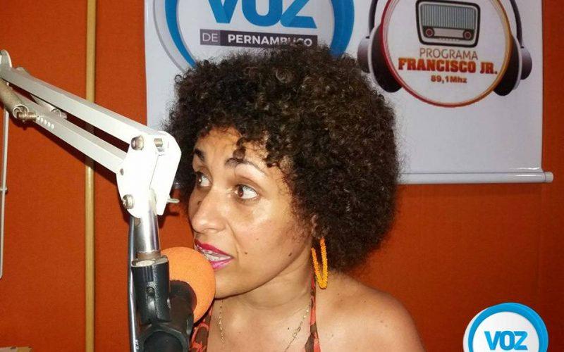 Dany nurse fala sobre desistência de candidatura a vereadora em Carpina