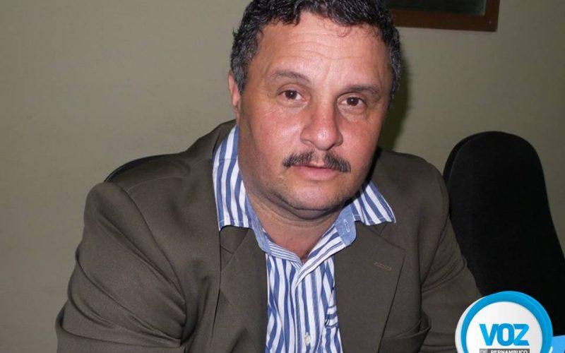 Carpina: Justiça eleitoral suspende mandato de Tota Barreto