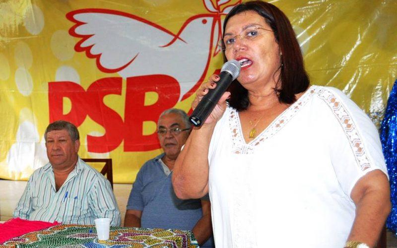 Suplente de FBC retira pré-candidatura à Prefeita de Nazaré da Mata pelo PSB
