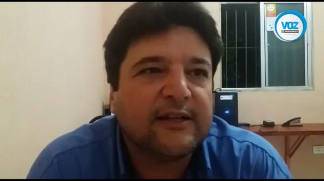 Antonio de Ernani explica desistência de disputar eleição ao cargo de vice prefeito em Lagoa do Carro