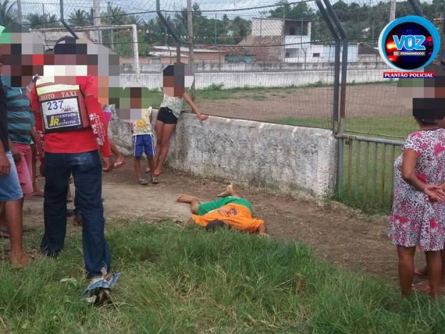 Homem foi assassinado no loteamento Jardim Neópolis em Carpina