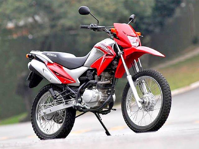Moto roubada é encontrada em Frei Miguelino