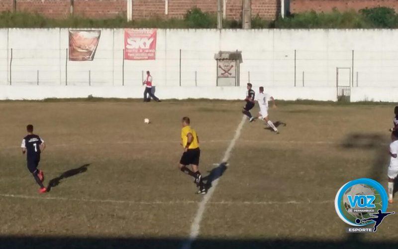 Central vence Atlético-PE por 4×2 em Carpina pelo Pernambucano Sub-20
