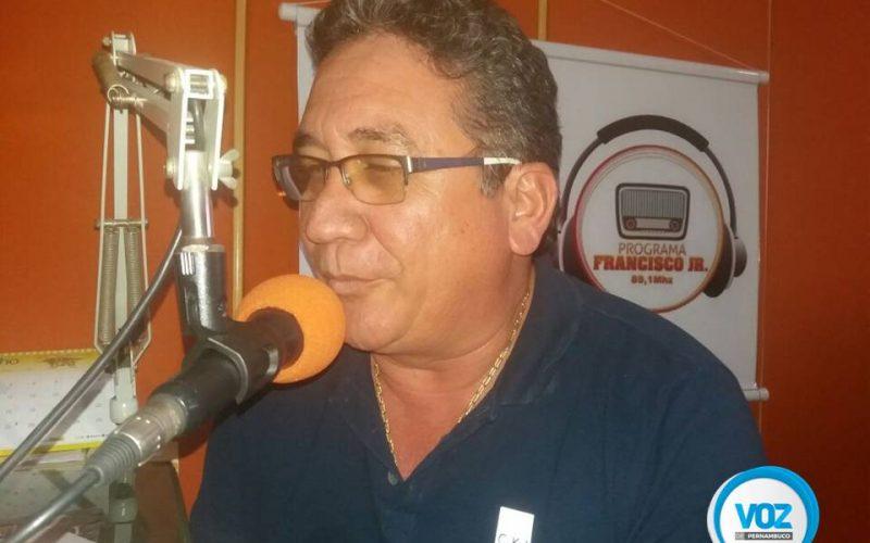 Lagoa de Itaenga: Dr. Emiliano terá candidatura oficializada em convenção na noite desta quarta (3)