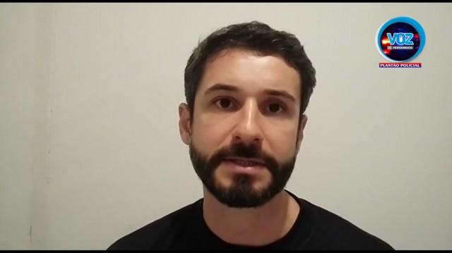 Vídeo: Delegado fala sobre mandado de busca e apreensão no IAPP em Carpina