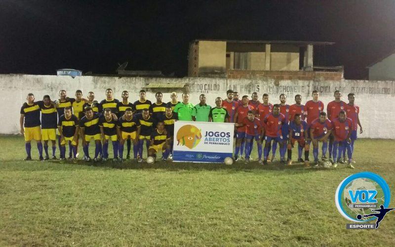 Jogos abertos de Pernambuco: Carpina perde para Lagoa do Carro e é eliminada