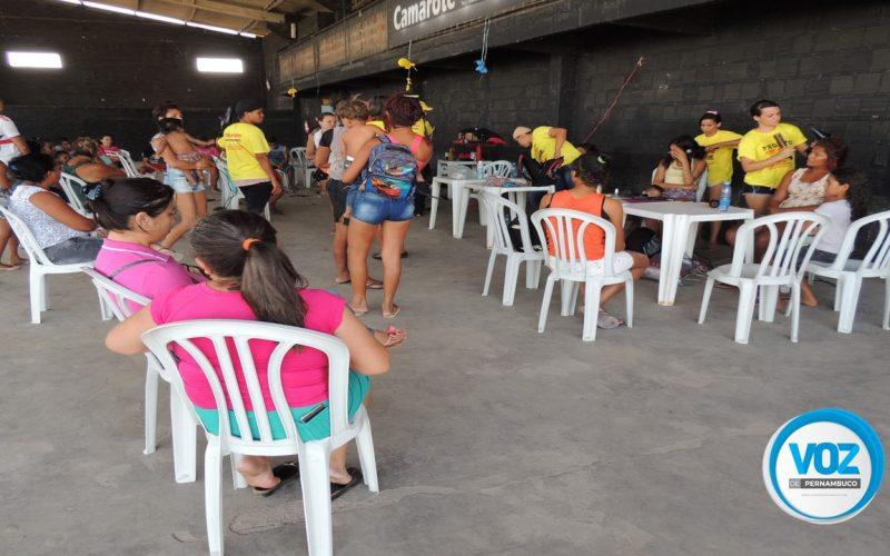 Projeto Força Jovem realizou ações no Carneiro Leão em Carpina