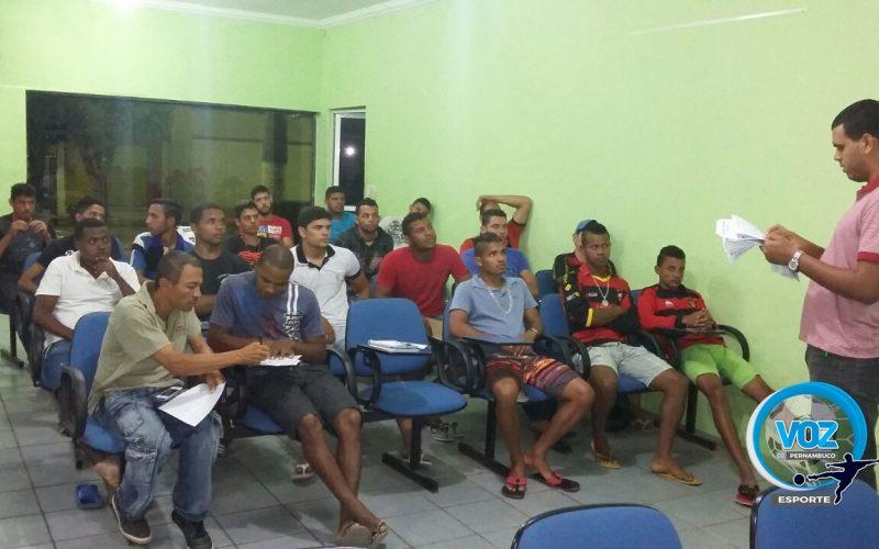 Congresso Técnico define Campeonato dos Bairros de Futsal do Carpina com 22 equipes