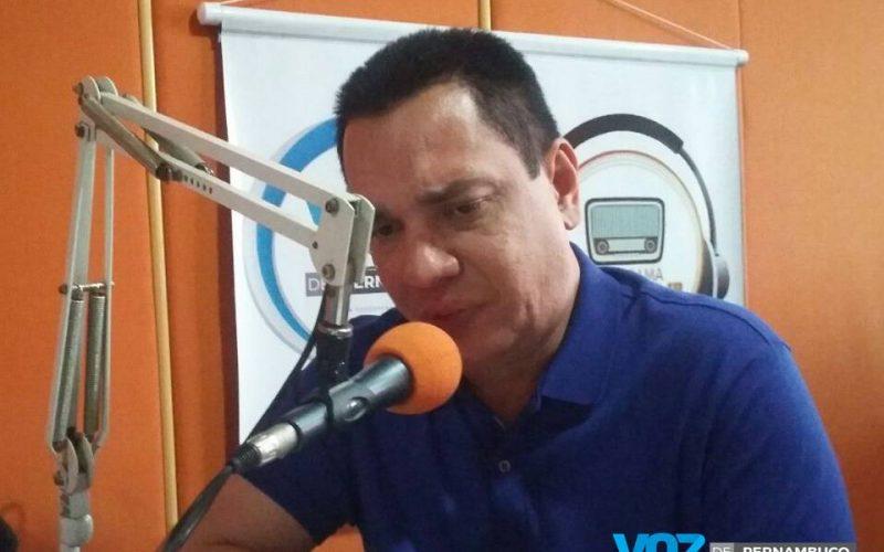 Assista a entrevista de Belarmino Vasquez no Programa Francisco Júnior e Voz de Pernambuco