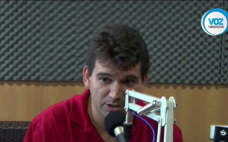 Assista a entrevista do candidato a prefeito de Paudalho Marcelo Gouveia no Programa Ponto a ponto