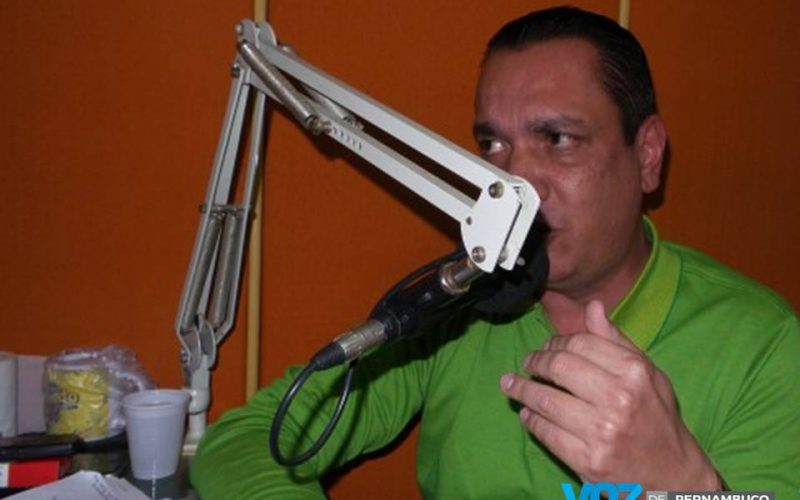 Belarmino Vasquez será o entrevistado do Programa  Francisco Jr e Voz de Pernambuco na tarde desta sexta (23)