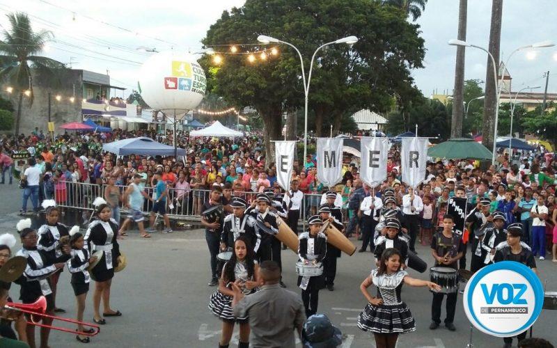 Desfile de 11 de Setembro marca os 88 anos de Emancipação Política da cidade do Carpina