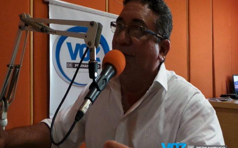 """Lagoa de Itaenga: """"Nós tínhamos uma disputa com duas prefeituras"""" afirma Dr. Emiliano"""