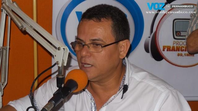 Fernando Moreira é primeiro secretário confirmado para gestão de Marcelo Gouveia em Paudalho