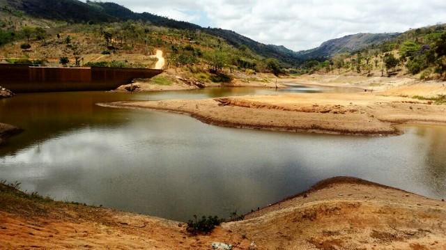 Seca provoca colapso da Barragem de Santana II no Agreste pernambucano