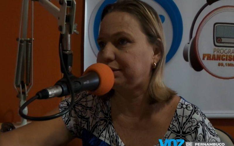 Suzy Karla agradece votos na eleição para o cargo de vereadora em Carpina