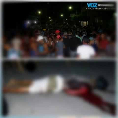 Jovem foi assassinado no Bairro santo Antônio em Carpina