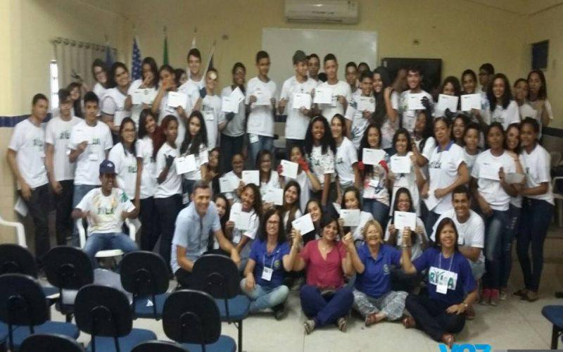 Rotary Club Carpina realizou mais um encontro do Rylla para jovens na última sexta (21)