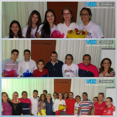 """Projeto """"Empreendedor por um dia"""" foi concluído na manhã desta sexta (18) no EREM JCP em Carpina"""