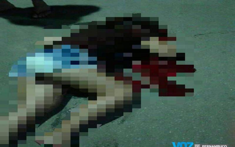 Mulher é morta em Vicência