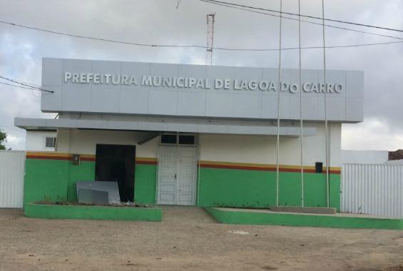 Prefeitura de Lagoa do Carro convoca servidores para recadastramento a partir desta sexta (13)