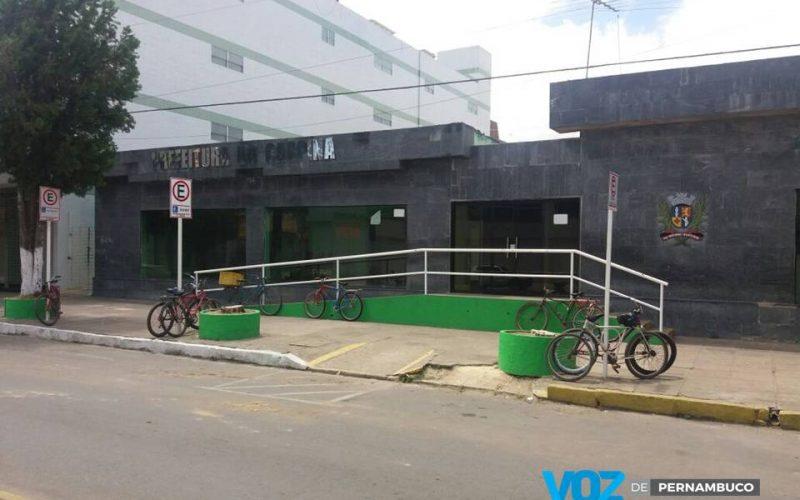 Prefeitura do Carpina inicia recadastramento de servidores municipais nesta segunda (9)