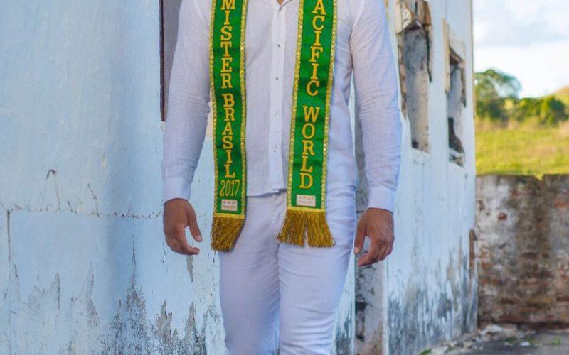 Carpinense representará o Brasil em concurso de Mister no dia 21 no Peru